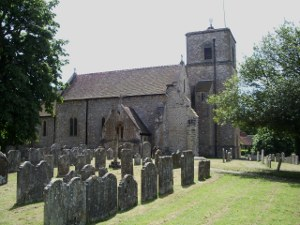 Storrington church